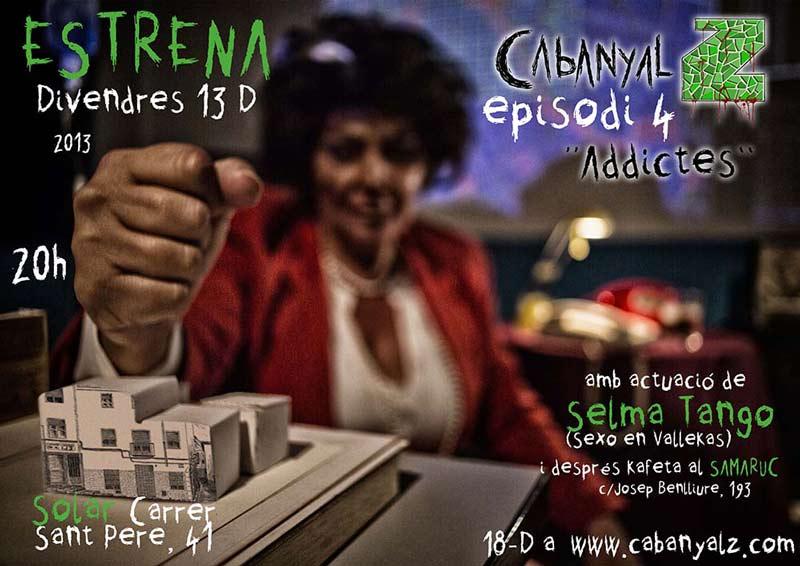 Cabanyal Z. La webserie zombi del barrio del Cabanyal, en Valencia.